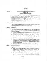 Planning Part 250-252