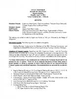 April 2015 BOT Minutes