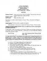 February 2015 BOT Minutes