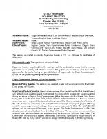 May 19, 2015 BOT Minutes
