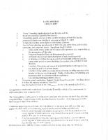 Land Division Check List-Application-Assessor Notice