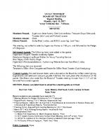 4-10-17 BOT Minutes