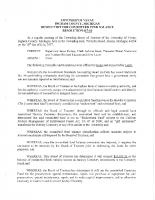 Resolution 17-10 Cemetery Committed Funds