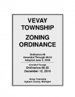 Vevay Twp Zoning Ord – Through Ord. 68.30 12-12-16