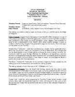 3-15-17 BOT Public Hearing/Special MtgMintues