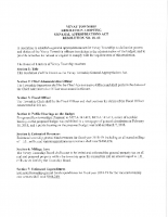 General Appropriations Act 18-03