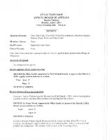 ZBA Minutes 4-7-2014