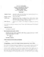 ZBA Minutes 8-3-2015
