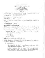 ZBA Minutes 9-8-2015