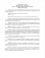 Resolution 18-05 Committed Fund Balance Cemetery