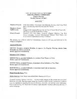 Joint MasonVevay PC Minutes 1-23-17
