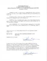 Resolution 20-01 BOR Alternate Dates