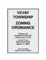 Vevay Twp Zoning Ord – Through Ord. 68.49 3-17-2020