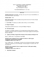 July 8 2020 Planning Commission minutes