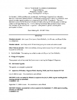 October 7 2020 Planning Commission minutes