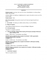 November 10 2020 Planning Commission minutes
