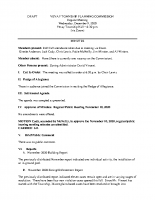 Dec 9 2020 PC Meeting Minutes