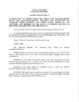 Resolution 20-14 Amending Reso 2020-10 Remote Meetings