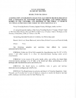 Resolution 2020-10 Remote Meetings