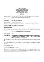 ZBA Minutes 11-9-20 (G.Shaw)