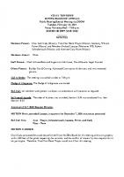 ZBA Minutes 2-16-21